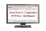 Ошибка неверного запроса – блог SysTools