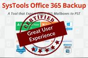 SysTools Office 365 получил сертификат на удобство использования
