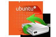 Восстановление данных с помощью Ubuntu Live CD
