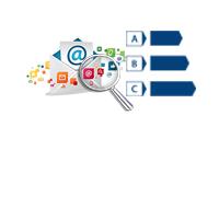 Обнаружение того, как выполнить классификацию данных электронной почты