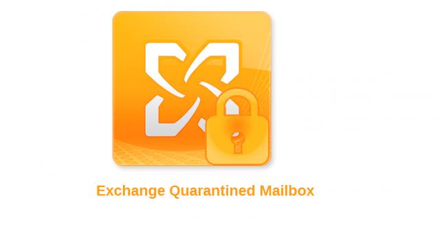Обмен ядовитого почтового ящика и отключение карантина почтового ящика