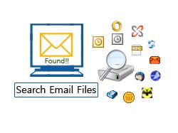 Найдите файлы электронной почты на жестком диске с помощью самого простого решения для поиска почтовых ящиков