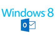 Начните работу с Outlook для Windows 8