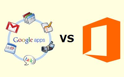 G Suite против Office 365 – выберите вариант, наиболее подходящий для вашего бизнеса