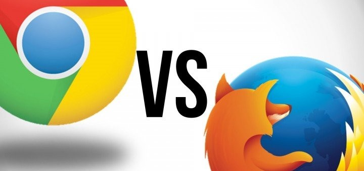 Google Chrome против Mozilla Firefox, лучший интернет-браузер