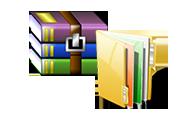 Как сжимать или архивировать файлы и папки