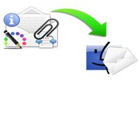 Как импортировать файл MBOX в почту Mac?