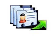 Как импортировать несколько контактов vCard в G-mail или Outlook?