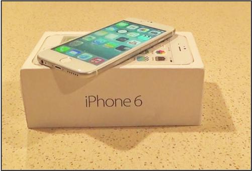 Apple iPhone 6 Особенности и характеристики