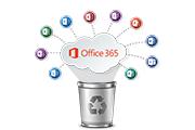 Восстановление удаленных элементов Office 365