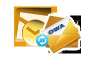 Проблема с синхронизацией Outlook и OWA