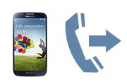 Настройте переадресацию вызовов на новейшем Samsung S4 / S5 под управлением Android!