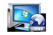 Настройка локального DNS-сервера в Windows 7