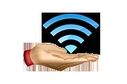 Совместное использование подключения к Интернету в ОС Windows