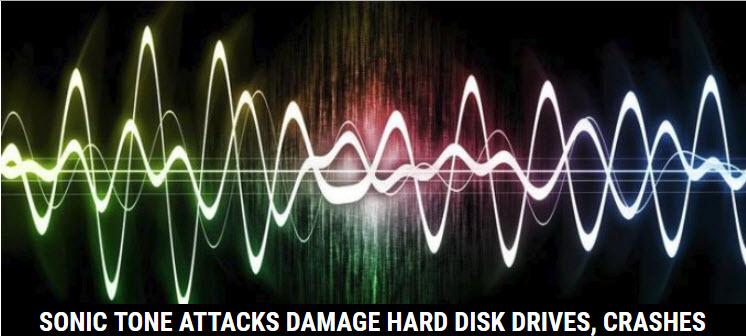 Защитите жесткий диск от звуковых и ультразвуковых атак