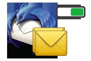 Как включить и отключить просмотр в Thunderbird