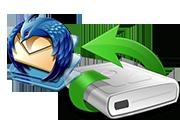 Резервное копирование сообщений электронной почты Thunderbird для переноса данных на жесткий диск