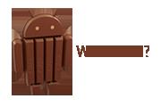 Что нового в версии Android 4.4 – KitKat®