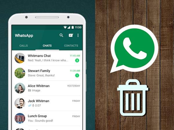 Whatsapp удаляет старые сообщения, фото и видео с 12 ноября 2018 г.