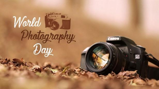 Поздравляем с Всемирным днем фотографии 2018 г. — отметьте #worldphotoday #notheme