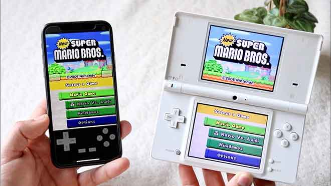 3 лучших эмулятора Nintendo DS для iOS
