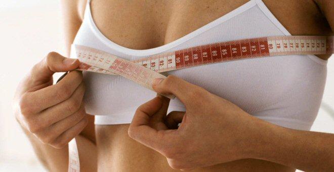 5 продуктов, от которых растет грудь