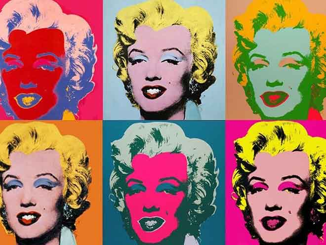 Как добавить к фотографиям эффект Энди Уорхола в стиле поп-арт