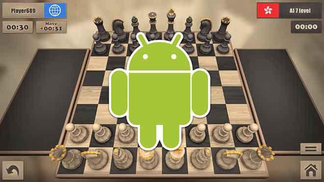 Лучшие шахматные игры для Android