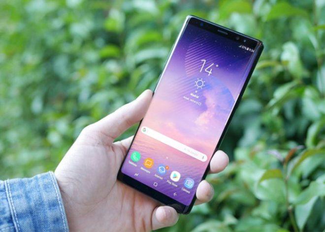 Как установить Android 10 на Samsung Galaxy S8 или Note8