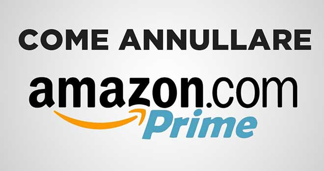 Как отменить подписку Amazon Prime