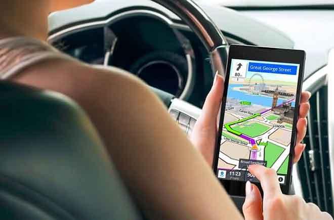 Бесплатное офлайн-приложение GPS для Android, лучшее