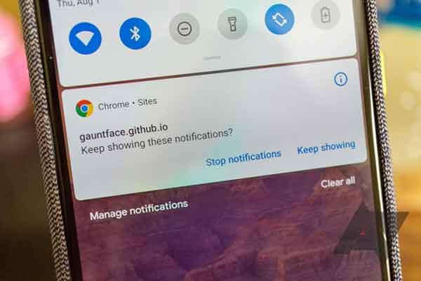 Как заблокировать всплывающую рекламу на Android