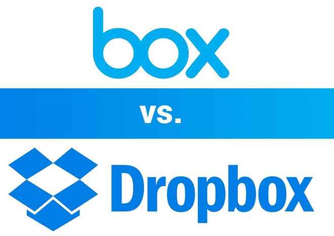 Box vs Dropbox: какой вариант лучше?