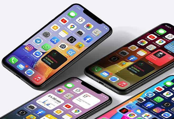 Как изменить значки приложений в iOS 14 на iPhone