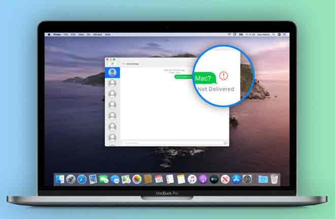 iMessage не работает на MAC?  13 способов решить