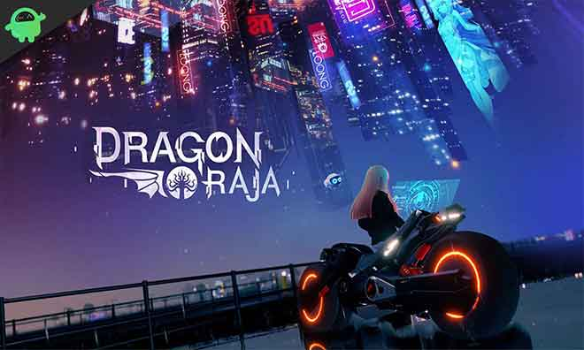 Коды Dragon Raja (январь 2021 г.)