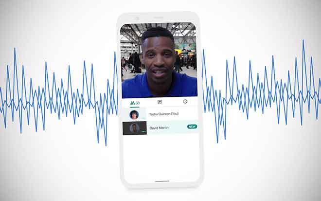 Как включить шумоподавление в Google Meet?