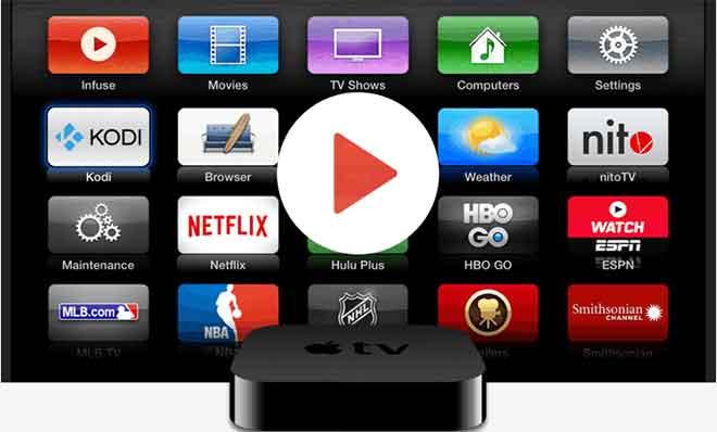 Как добавить приложения на Apple TV