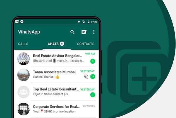 Как добавить новые контакты в WhatsApp