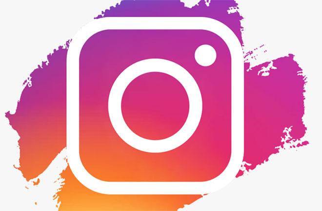 Как добавить или изменить фон Instagram
