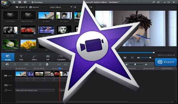 Как добавить текст в видео iMovie