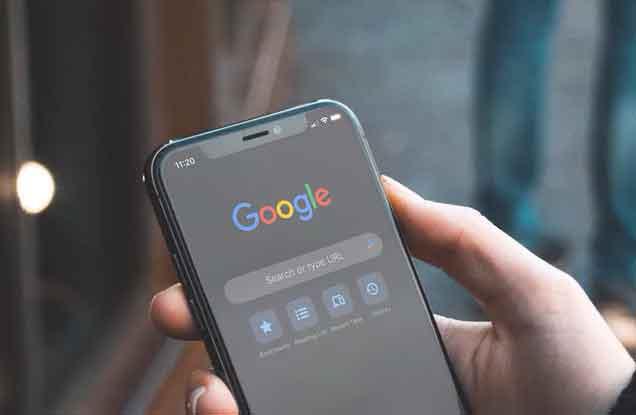 Как сменить аккаунт Google в Chrome на iOS