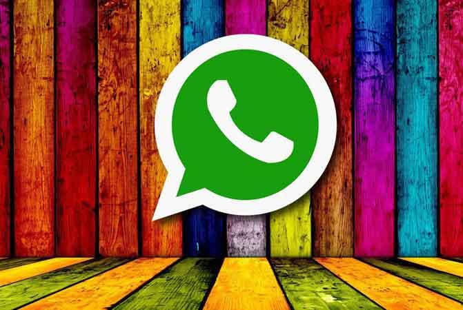 Как изменить цвет имени в WhatsApp