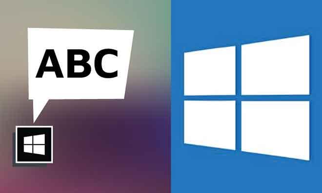 Как изменить системный язык в Windows 10