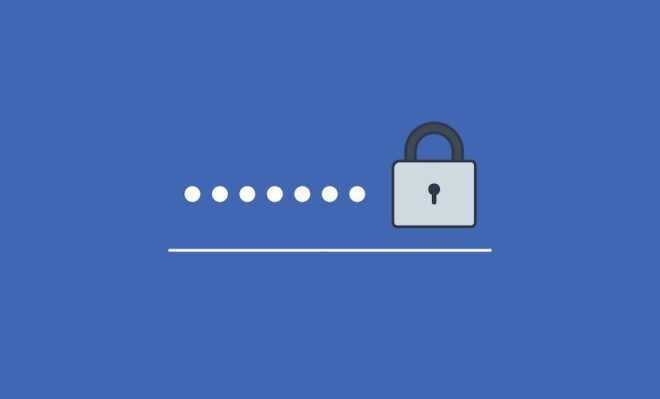 Как изменить свой пароль на Facebook
