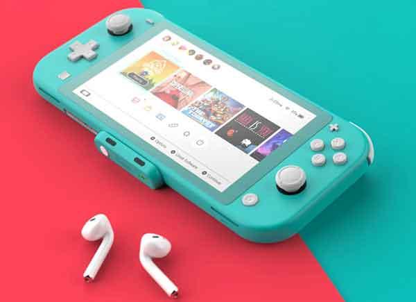 Как подключить AirPods к Nintendo Switch