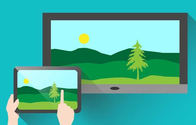 Как подключить Android к телевизору