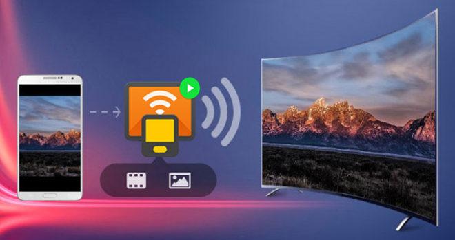 Как подключить Huawei P9 или P8 к Smart TV или телевизору