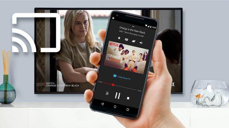 Как поделиться экраном на Android