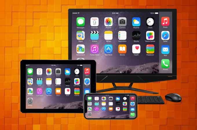 Как поделиться экраном iPhone с Chromecast?